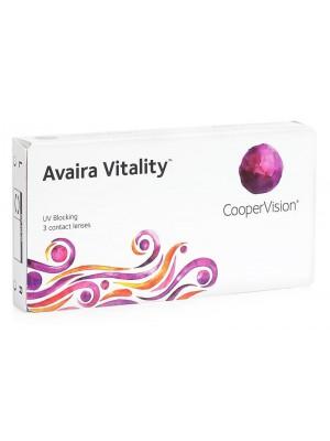 Avaira Vitality 3 tk + 1 tk TASUTA*