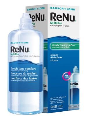 ReNu Multiplus 240 ml + konteiner 32,9 €/l