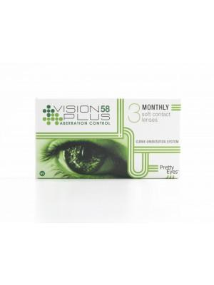 Vision Plus 58AC 3 tk