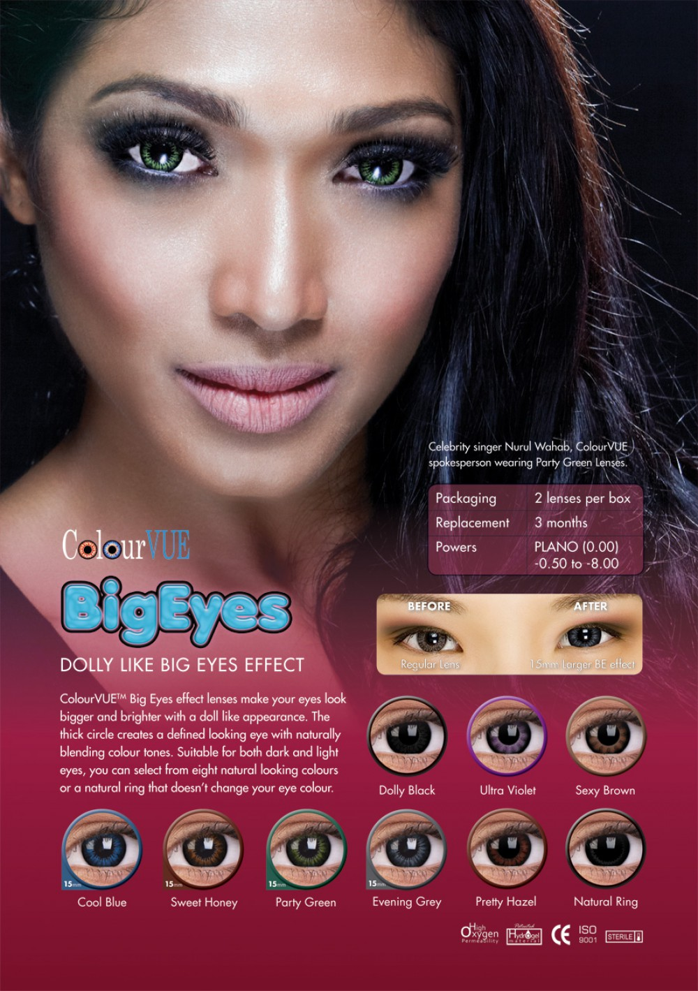 ColorVUE Big Eyes