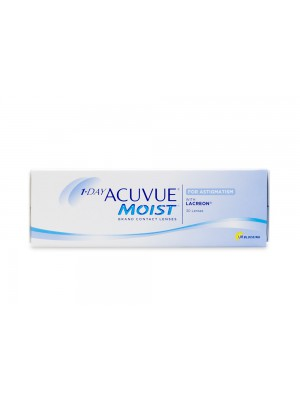 1-day Acuvue Moist for Astigmatism 30 tk
