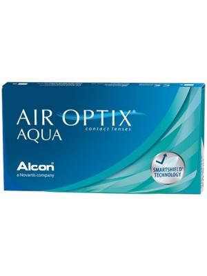 AirOptix Aqua 6 tk