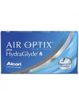 AirOptix plus HydraGlyde 3 tk