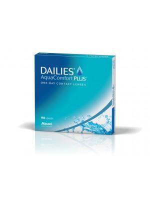 Dailies AquaComfort Plus 90 tk