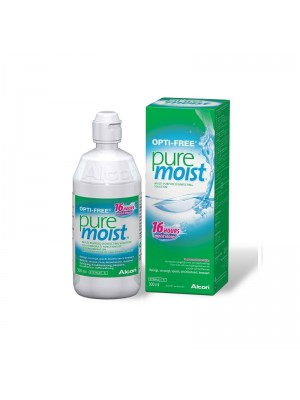 Optifree PureMoist 300 ml + konteiner 36,33 €/l