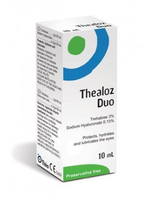 Thealoz Duo 10 ml 1440 €/l