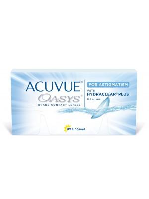 Acuvue Oasys for Astigmatism 6 tk